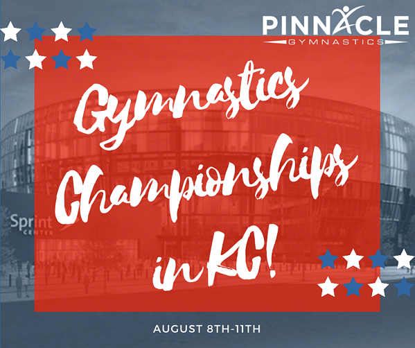 Gymnastics Championships in KC