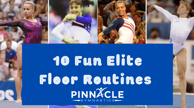 10 Fun Floor Routines