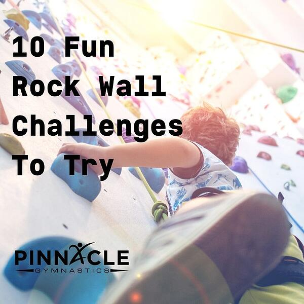 10 Fun Rock Wall Challenges To Try