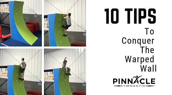 10 tips to conquer the warped wall