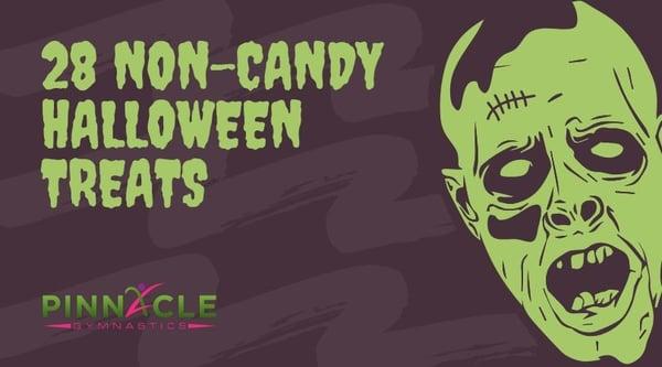 28 Non-Candy Halloween Treats