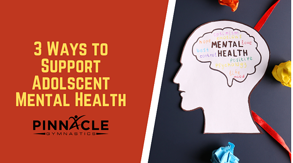 3 Ways to Support Adolescent Mental Health