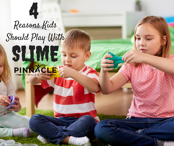 4 Reasons Kids Should Play With Slime