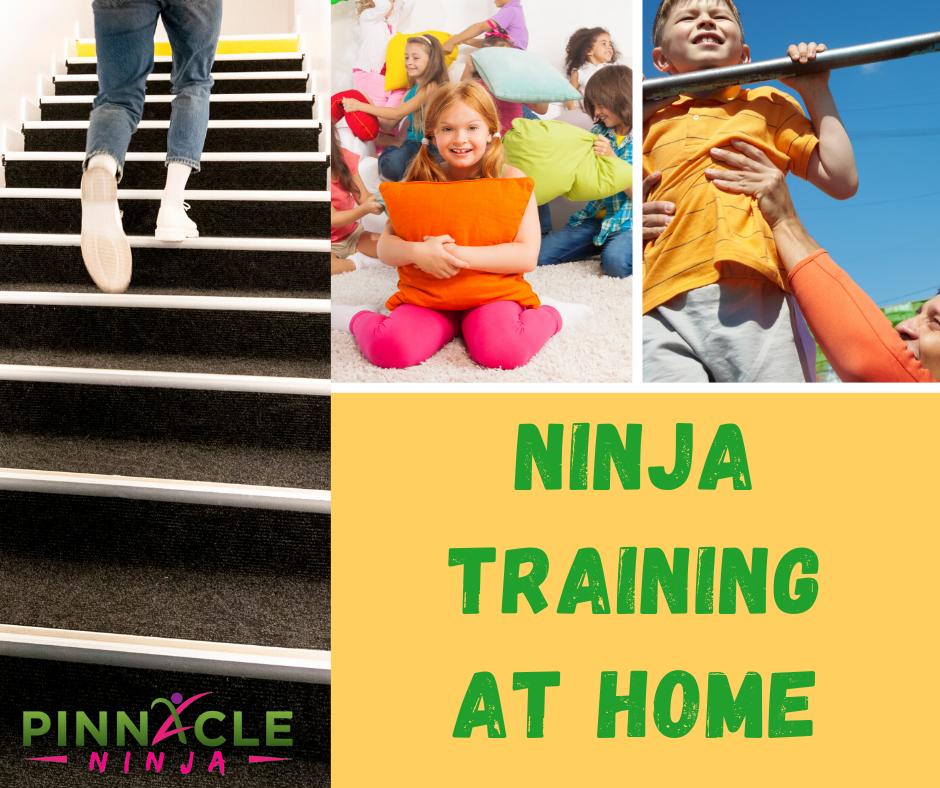 4 Reasons Why Kids Should Train Like Ninjas 3