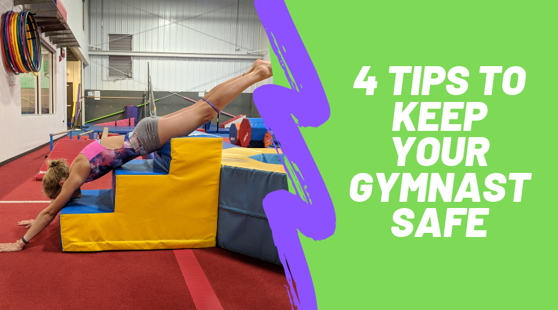 4 Tips to Keep Your Gymnast Safe