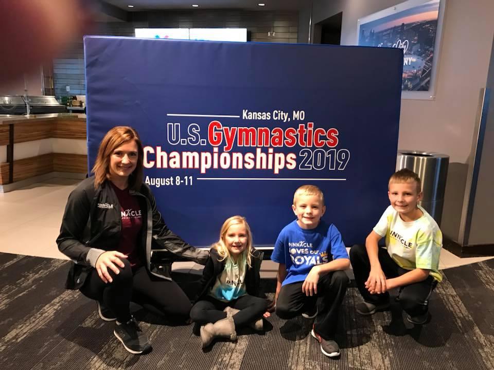 2019 National Gymnastics Championships