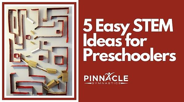 Easy STEM Ideas for Preschoolers