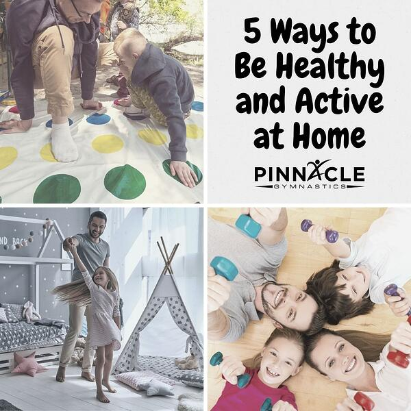 5 Ways to Be Healthy and Active at Home-2