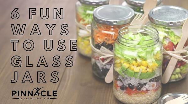 6 glass jar ideas to reduce plastic consumption