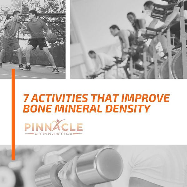7 Activities that improve bone mineral density