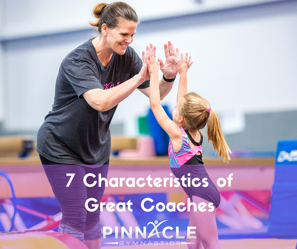 7 Characteristics of Great Coaches