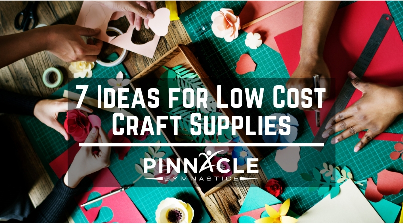 7 Ideas for Low Cost Craft Supplies