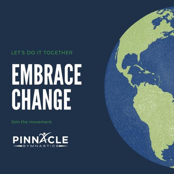Accountability Embrace Change