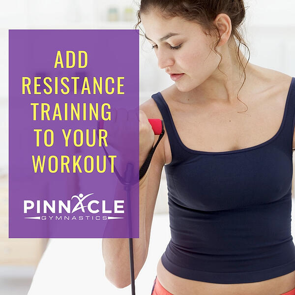 Add Resistance Training To Your Workout