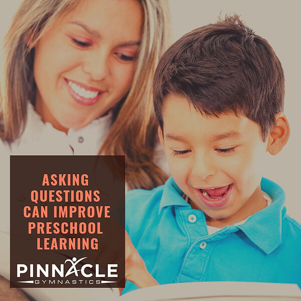 Asking questions can improve preschool learning