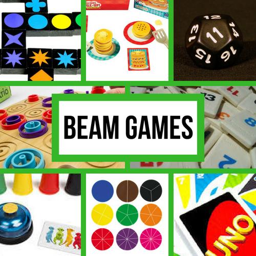 BEAM GAMES