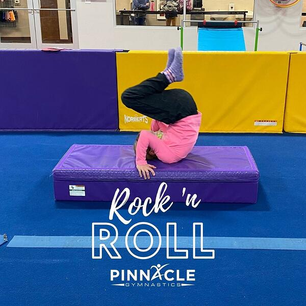 Backward Roll Drills