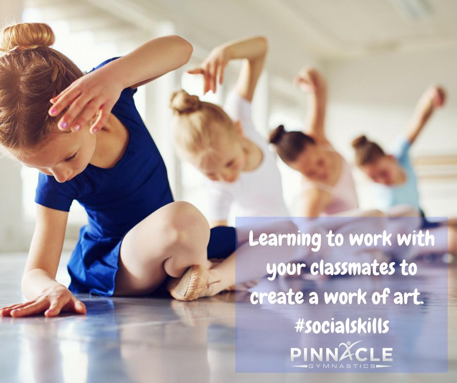 Benefits of Ballet
