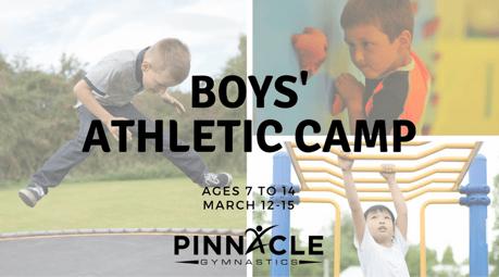 Spring Break Camp for Boys Shawnee Kansas