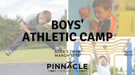 Spring Break Camp for Boys Shawnee Kansas