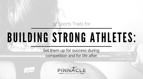 Building Strong Athletes featured