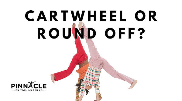 Cartwheel or round off?