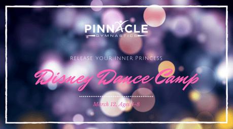 Spring break Dance Camp in shawnee, olathe, lenexa