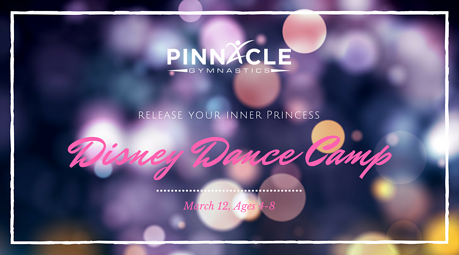 Spring break Dance Camp in shawnee, olathe, lenexa