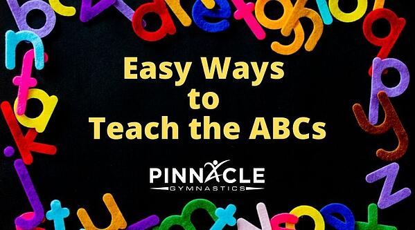 Easy Ways to Teach the ABCs