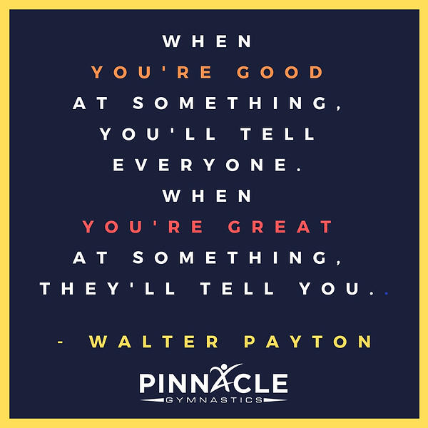 Excellence Quote Walter Payton