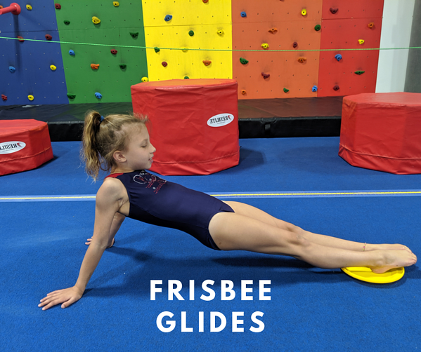 Frisbee Glides