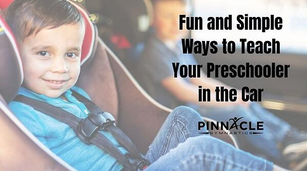 Fun and Simple Ways to Teach Your Preschooler in the Car (1)