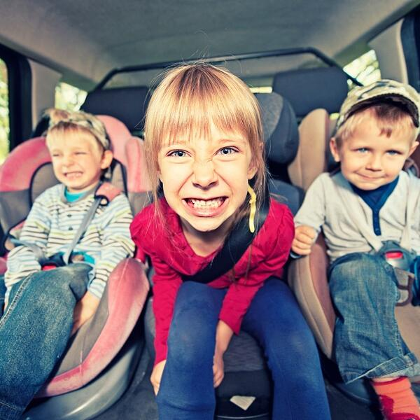Fun and Simple Ways to Teach Your Preschooler in the Car