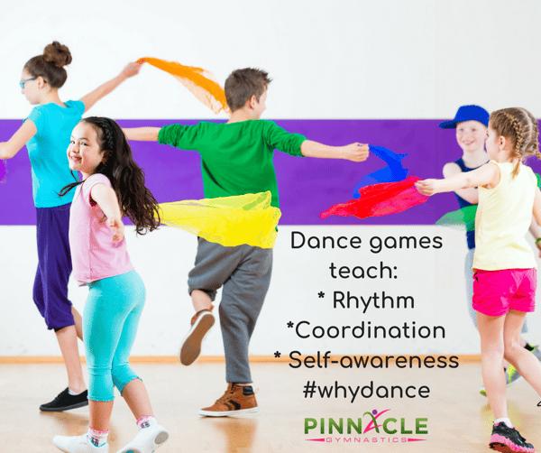 Games in Dance Class