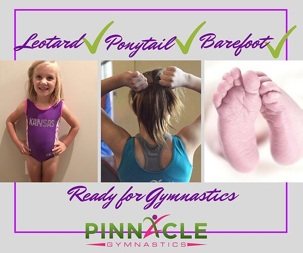 Gymnastics Attire (2)