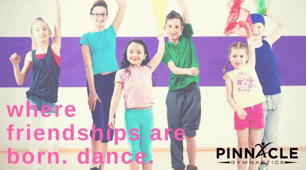 summer dance classes for kids