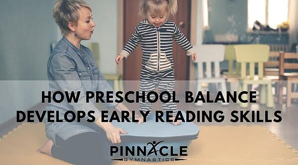 How Preschool Balance Develops Early Reading Skills