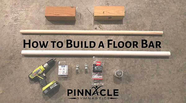 How to Build a Floor Bar