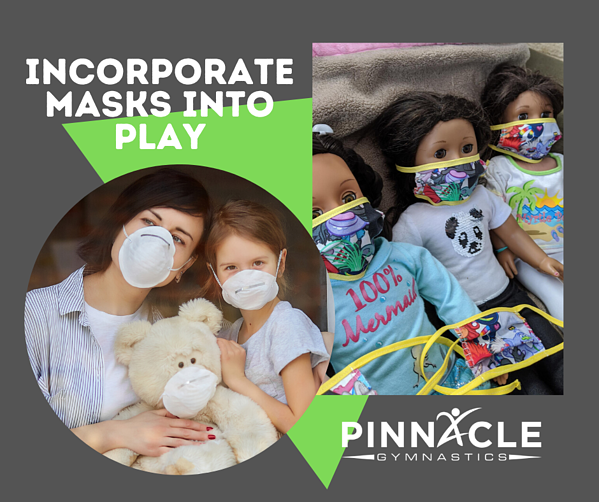 How to Help Your Preschooler Wear their Mask