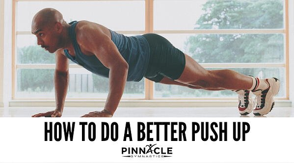 How to do a better push up