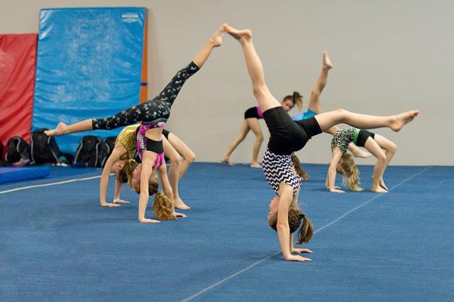 health benefits from gymnastics