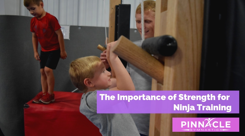 Importance of Strength for Ninja