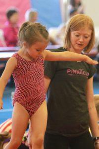 gymnastics coaching education
