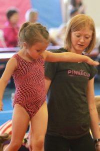gymnastics coaching education