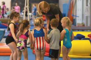 gymnastics classes cost