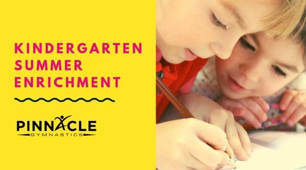 Kindergarten Summer Enrichment