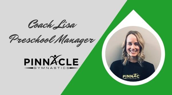Lisa Preschool Manager Pinnacle