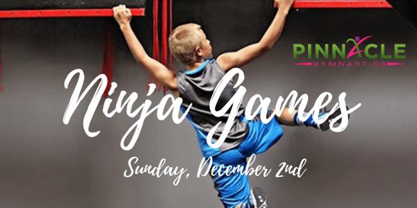 December Ninja Games