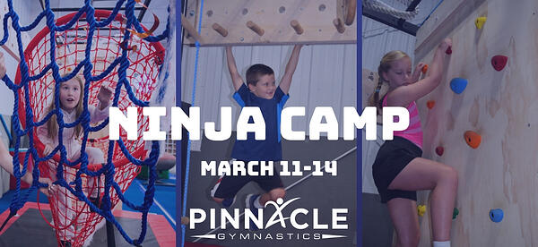 Ninja Spring Break Camp Kansas City 2019