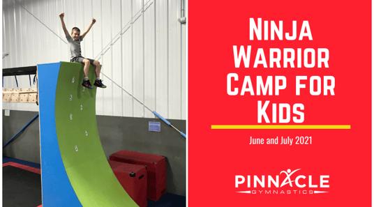 Ninja Warrior Camp for Kids 2019-1